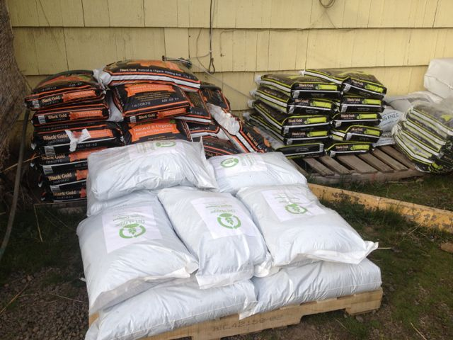 Bags at Grow Organic
